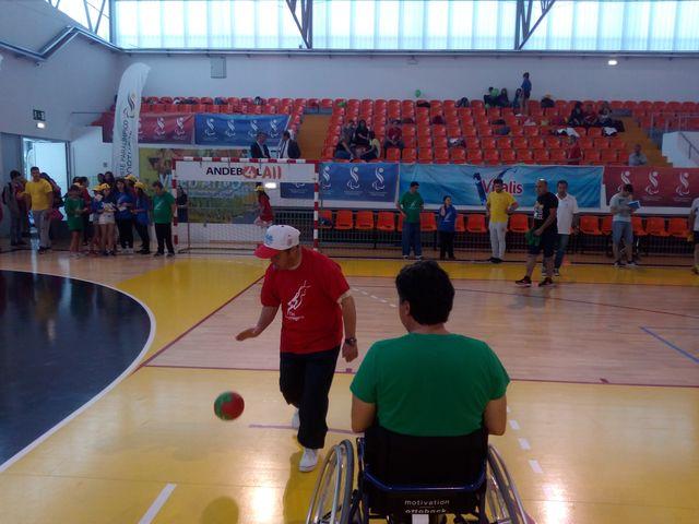 Dia Paralímpico Viseu 2017