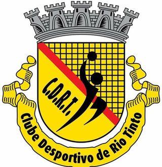 Logo CDRT – Clube Desportivo de Rio Tinto