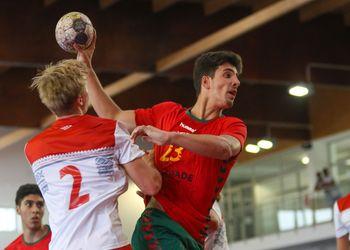 Portugal : Noruega - Torneio Scandibérico 2018 - Figueira de Castelo Rodrigo
