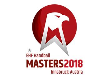 Logótipo - EHF Masters 2018 - Innsbruck - Austria