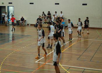 FC Gaia : AC. Coimbra