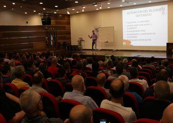 Ambros Martín - 15º Congresso Técnico Científico de Andebol