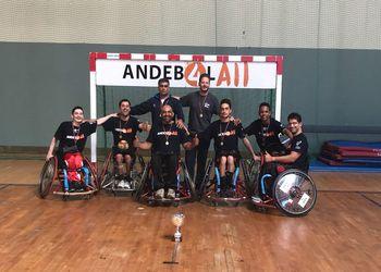 APD Lisboa - vencedor da Taça de Portugal de ACR4