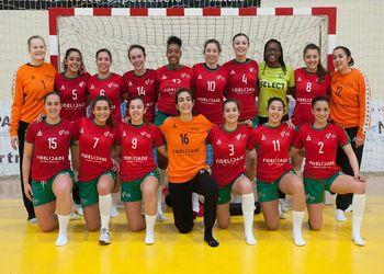 Seleção Nacional Sub20 Femininas de Portugal