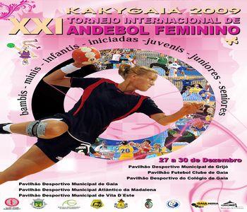 Cartaz Torneio Kakygaia 2009