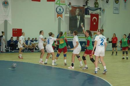 Portugal : Itália - 4º Campeonato do Mediterrâneo