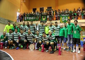 Sporting CP - Vencedor do Torneio Internacional de Viseu 2016