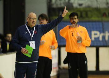 João Florêncio - CF Belenenses - Campeonato Andebol 1