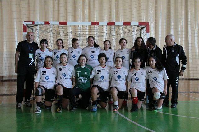 AA Espinho - Fase Apuramento Campeonato Nacional Juniores Femininos