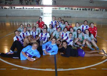 CALE e CS Madeira - Fase Apuramento Campeonato Nacional Juniores Femininos