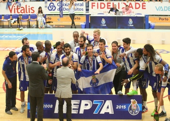 FCPorto - campeão nacional 2014-15