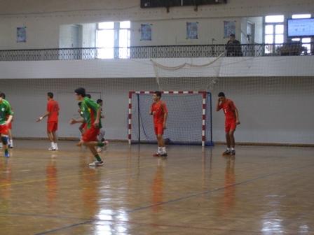 5º Campeonato do Mediterrâneo - Portugal : Líbia