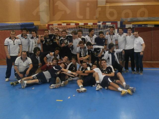 GC Santo Tirso - Campeão Nacional Juniores Masculinos 2ª Divisão