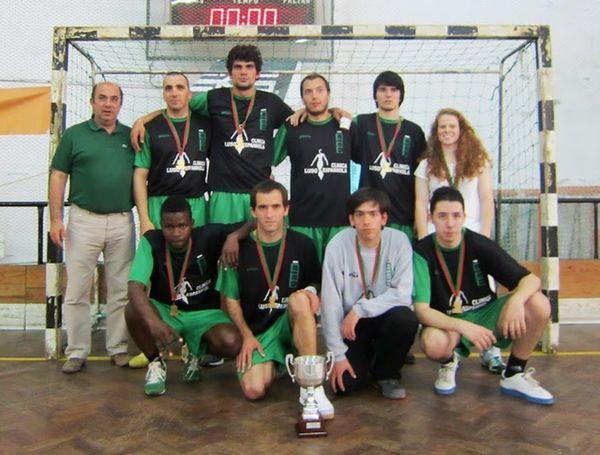 Clube Gaia primeiro Campeão de 7 da ANDDI