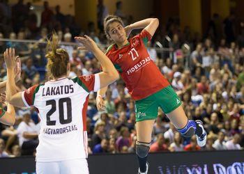 Portugal : Hungria - Mundial Sub20 Femininos - foto: IHF/Anikó Kovács