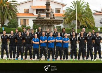 Seleção Nacional Sénior Masculina - 2014-15