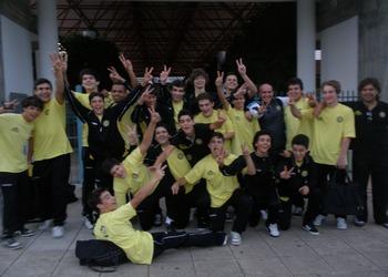 ABC-Campeão nacional Iniciados 2011