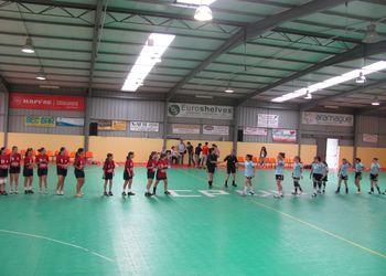 Fase Final Campeonato Nacional Infantis Femininos 2010 / 2011