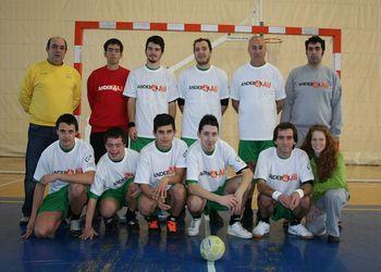 Campeonato Regional do Norte de Andebol Adaptado 5x5 - Clube Gaia