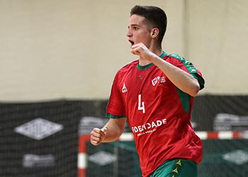 Seleção Sub-18 Masculina: Portugal x Reino Unido - 14/07/2018