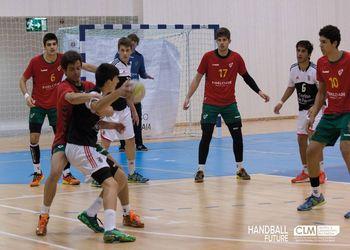 SL Benfica x Selecção Nacional Juniores C - Torneio Handball Future