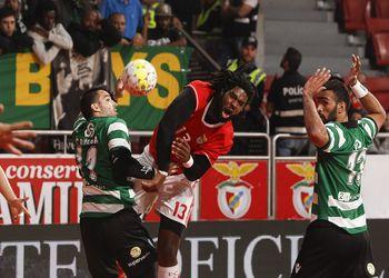 SL Benfica : Sporting CP - Campeonato Andebol 1
