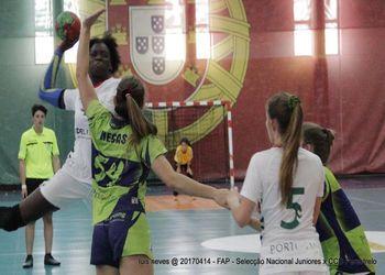 Juniores C Femininas de Portugal : CD Bartolomeu Perestrelo - Torneio Andebolmania