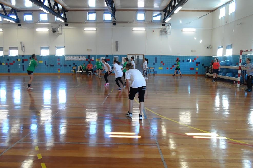 Andebol para Cidadãos Privados de Liberdade - jogo disputado na Prisão de Santa Cruz do Bispo