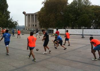 Acção Adebol 4 All 2 - Porto -08.09.2012