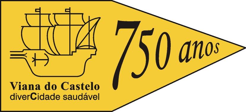 Logo Foral 750 Anos