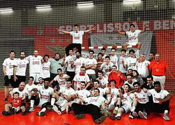SL Benfica - Campeão Nacional de Juniores 2016/2017