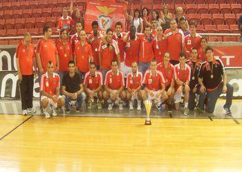 SL Benfica - Campeão Nacional Juniores Masculinos 2ª Divisão