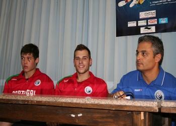 Portugal no Campeonato Mundo Sub-21 masculinos Egipto 2009