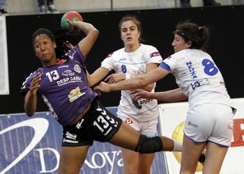Erica Tavares (Mad) no jogo Madeira-JAC Alcanena - Final Taça Portugal 2015