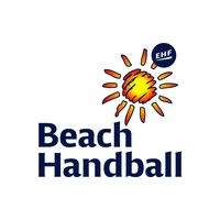Logo Andebol de Praia EHF