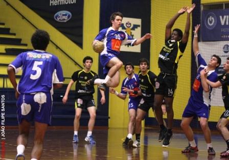 Belenenses : ABC - CN 1ª Divisão Juniores Masculinos Grupo A