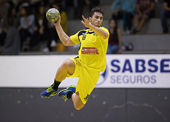 Campeonato Andebol 1 - ABC UMinho x AA Avcan - Grupo A - 2ª Jornada