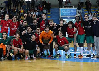 Torneio Internacional da Páscoa - Portugal x Espanha - 3ª Jornada