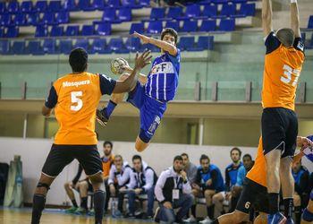 ADA Maia/Ismai : Boa Hora FC/ROFF - Campeonato Andebol 1 - foto: Pedro Alves