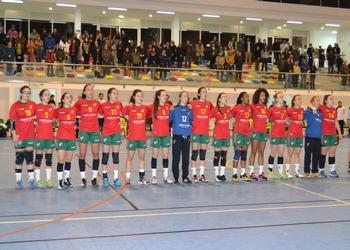 seleçao nacional sub-19- Torneio Quatro Nações 2015