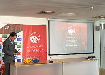 Sorteio - Campeonato Andebol 1 2018-2019 - 1ª Fase (2)