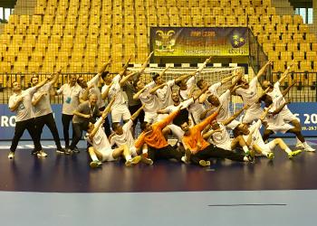 Portugal : Dinamarca - Europeu Sub20 Masculinos - foto: EHF