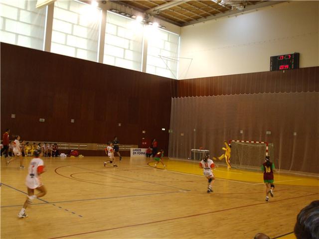 Portugal - Espanha - Juniores C Femininas
