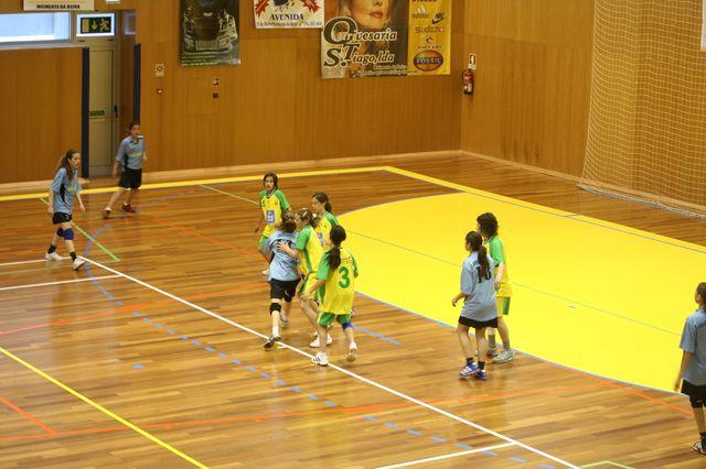 Fase Final Infantis Femininos, 7 a 10.06.2008 - CS Juv. Mar : EPA Moimenta Beira 9