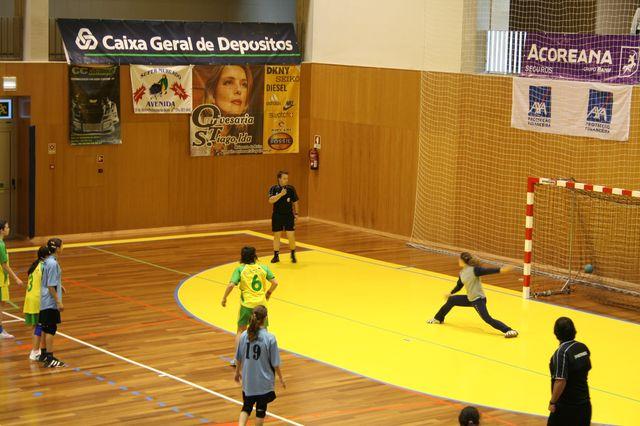 Fase Final Infantis Femininos, 7 a 10.06.2008 - CS Juv. Mar : EPA Moimenta Beira 6