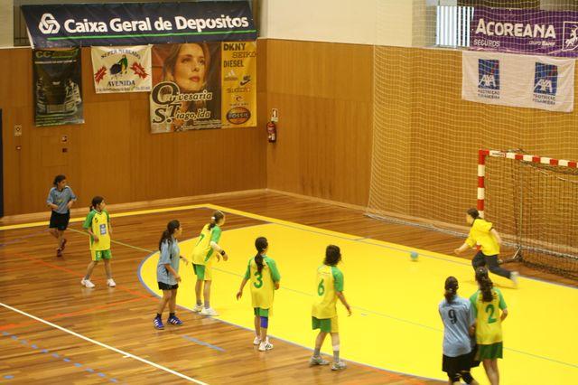 Fase Final Infantis Femininos, 7 a 10.06.2008 - CS Juv. Mar : EPA Moimenta Beira 8