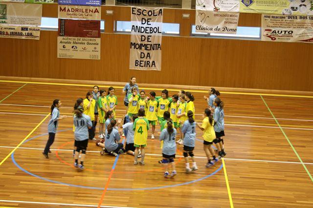 Fase Final Infantis Femininos, 7 a 10.06.2008 - CS Juv. Mar : EPA Moimenta Beira 12