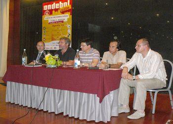 Conferência de Imprensa de apresentação do Torneio Internacional Feira de S. Mateus