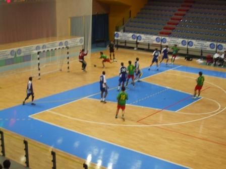 Taça Latina - Selecção Nacional Junior C Masculina 2
