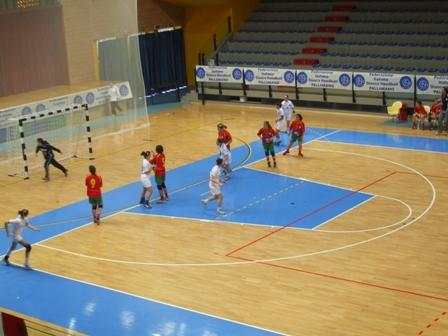 Taça Latina - Selecção Nacional Junior C Feminina